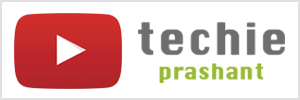 techie prashant youTube channel